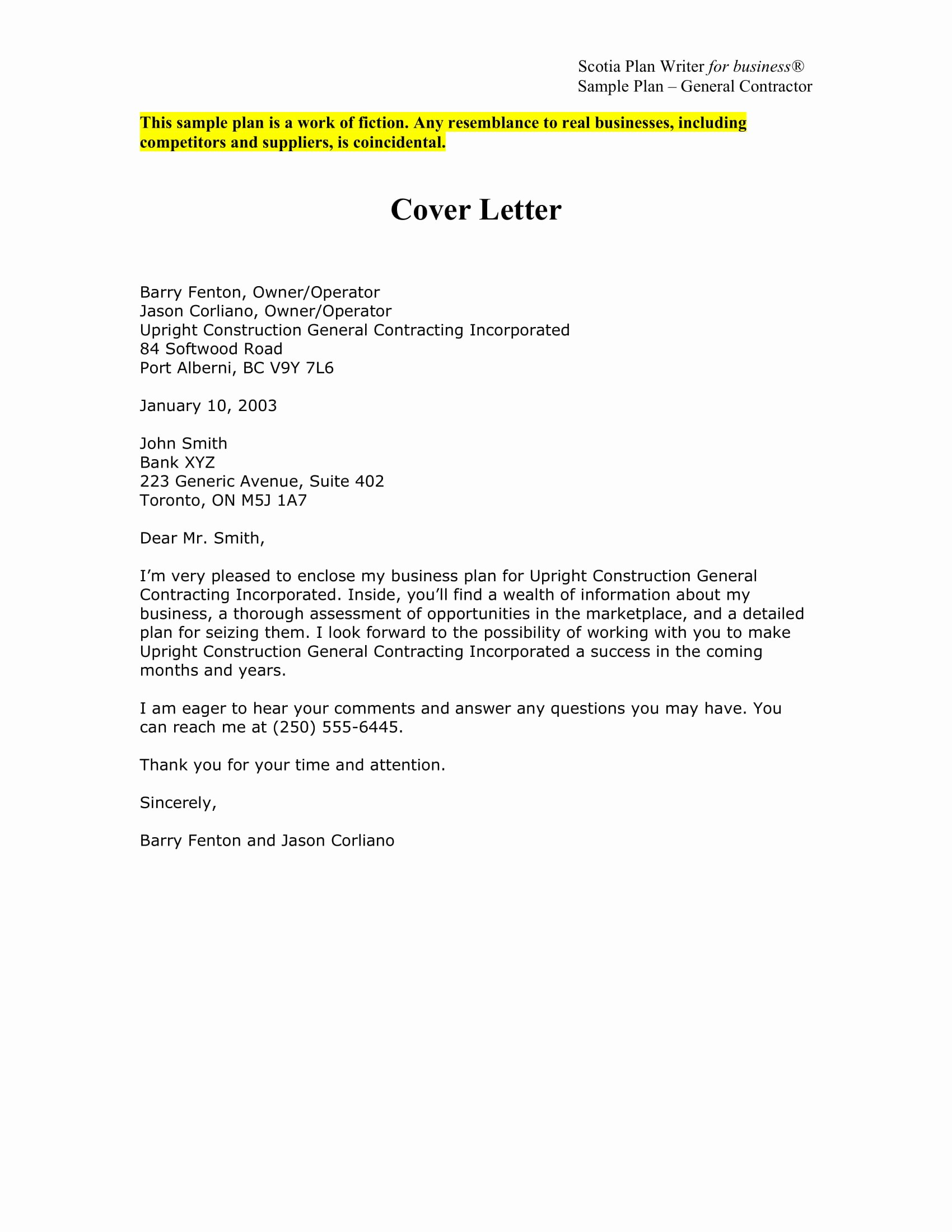 Business Cover Letter Template Unique Business Proposal Cover Letter Examples Pdf
