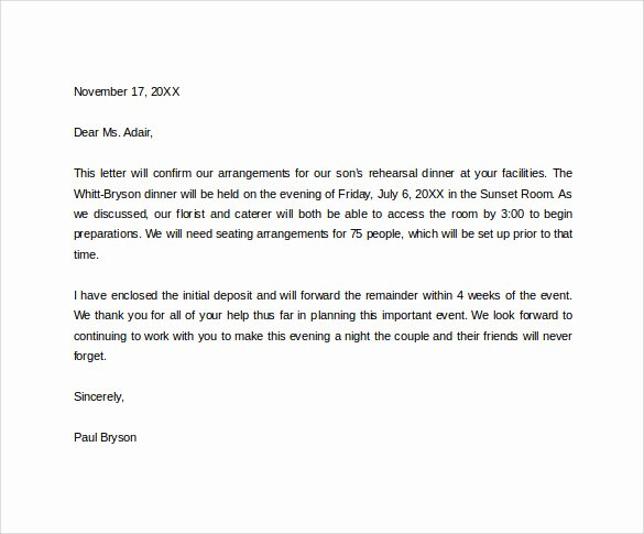 Business Letter Template Word Awesome Download Free formal Letter Template Word Download