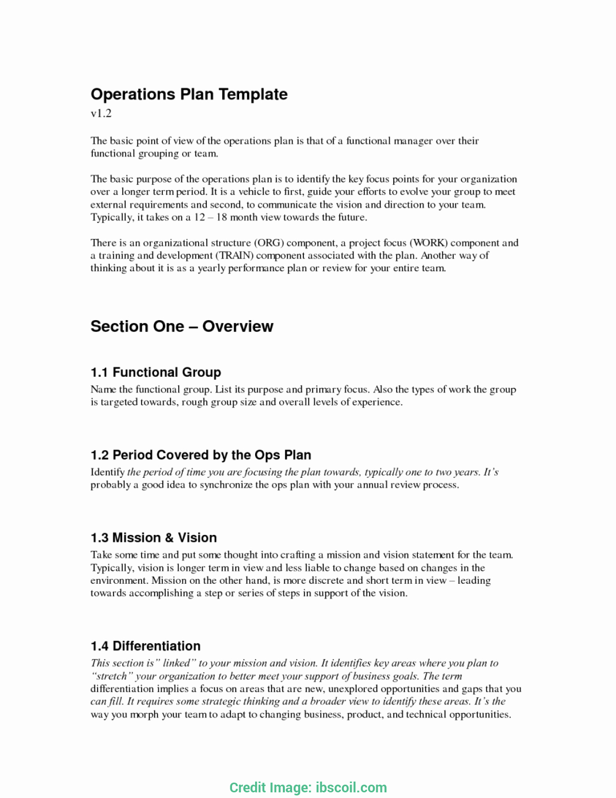 Business Operational Plan Template Beautiful 11 Operational Plan for Cleaning Services Examples Pdf