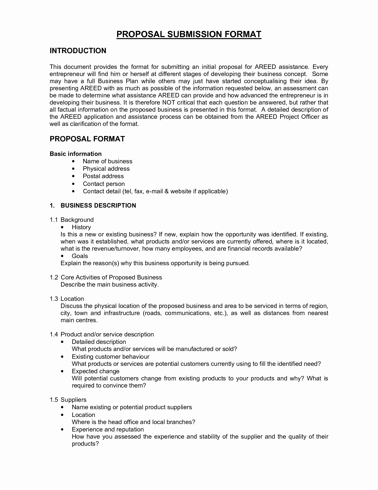 Business Proposal Letter Template Fresh Business Proposal formats Az5atvdw