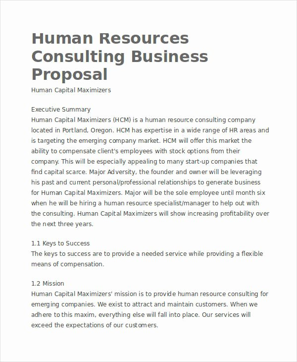 Business Proposal Template Doc Lovely Free 59 Business Proposal Examples & Samples In Pdf