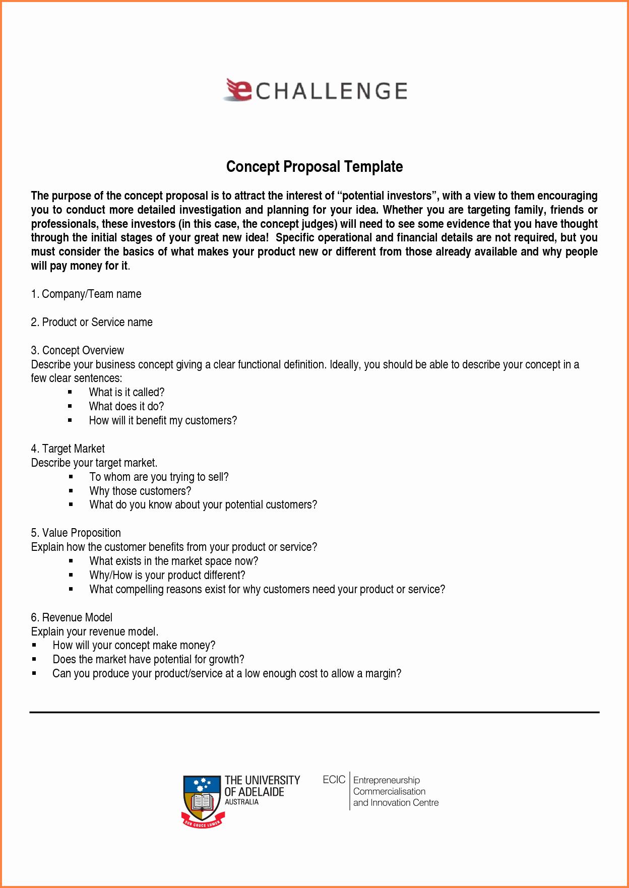 Business Proposal Template Pdf Beautiful 6 Sample Of Business Proposal Pdf