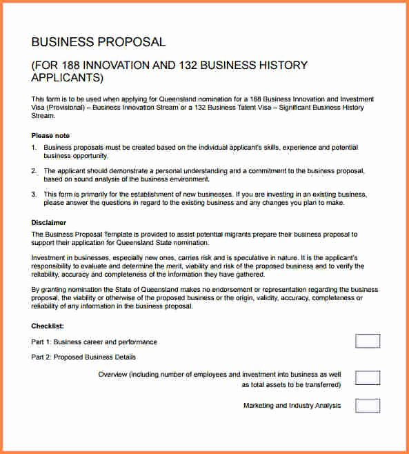 Business Proposal Template Pdf Best Of 6 Sample Of Business Proposal Pdf