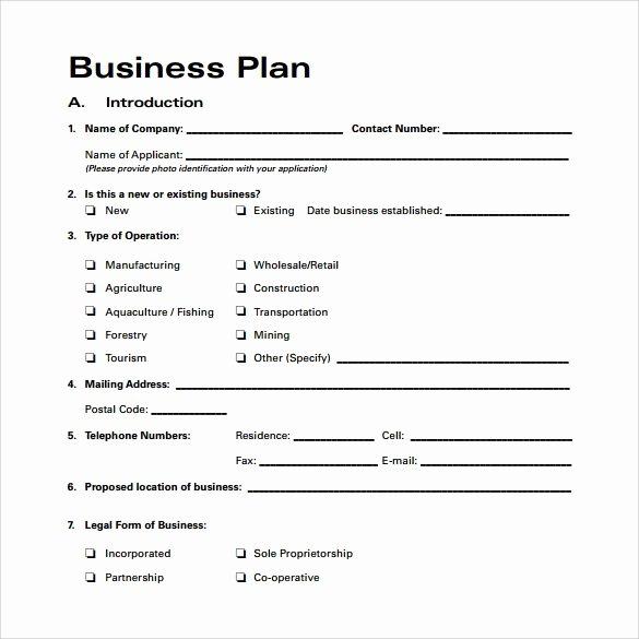 Business Proposal Template Pdf Fresh Best 25 Business Plan Example Ideas On Pinterest