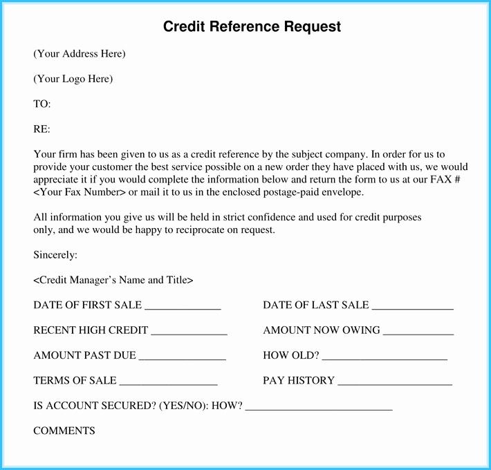 Business Reference Letter Template Fresh Business Re Mendation Letter 10 Samples formats