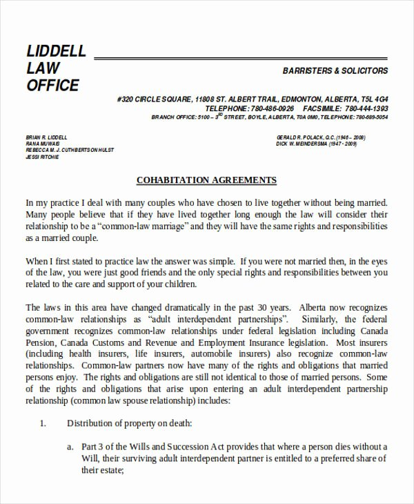 Business Separation Agreement Template Lovely Free 11 Separation Agreement Templates In Pdf