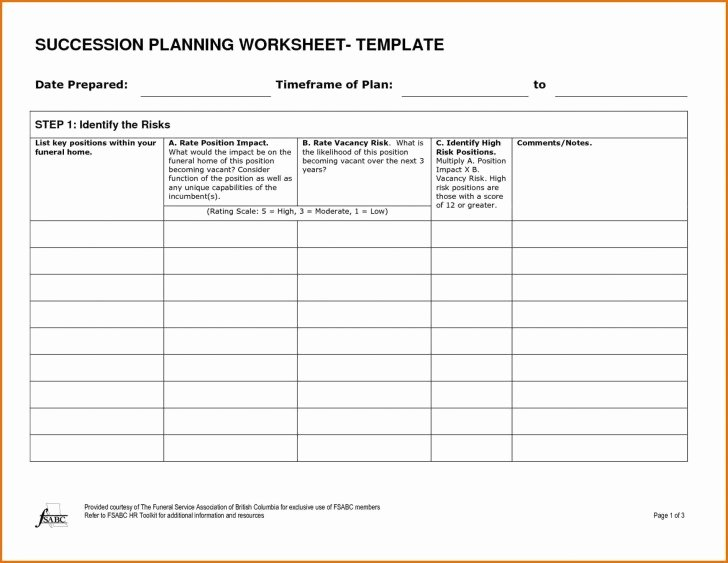 Business Succession Plan Template New 001 Succession Plan Template Planning Eight Stages