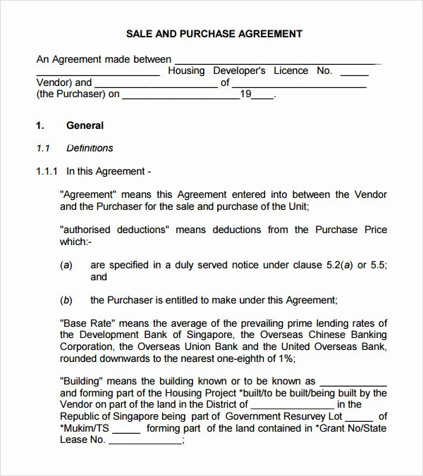 Buyout Agreement Template Free Inspirational 20 Sample Buy Sell Agreement Templates Word Pdf Pages