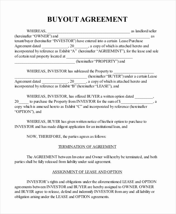real estate agreement form