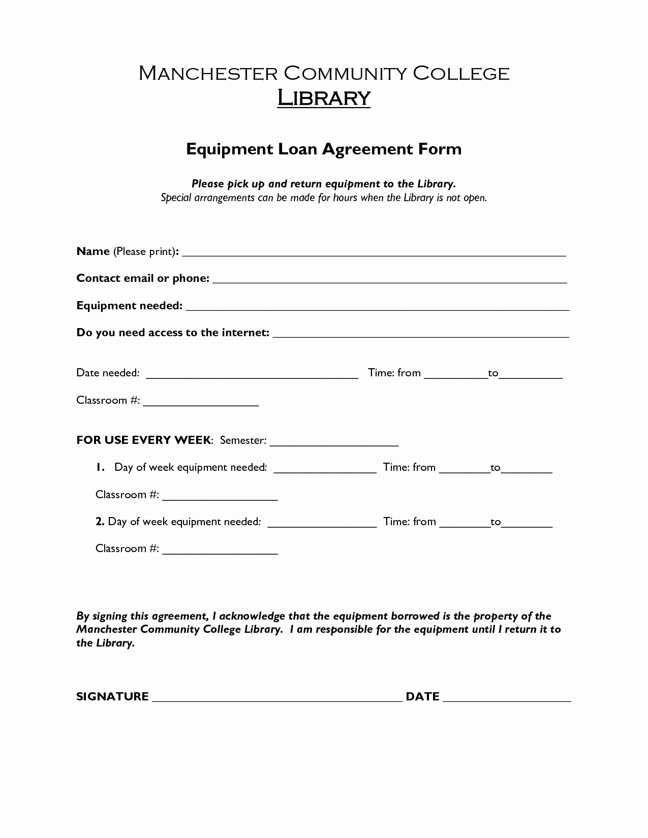 Car Loan Agreement Template Pdf Beautiful Printable Sample Loan Agreement form form