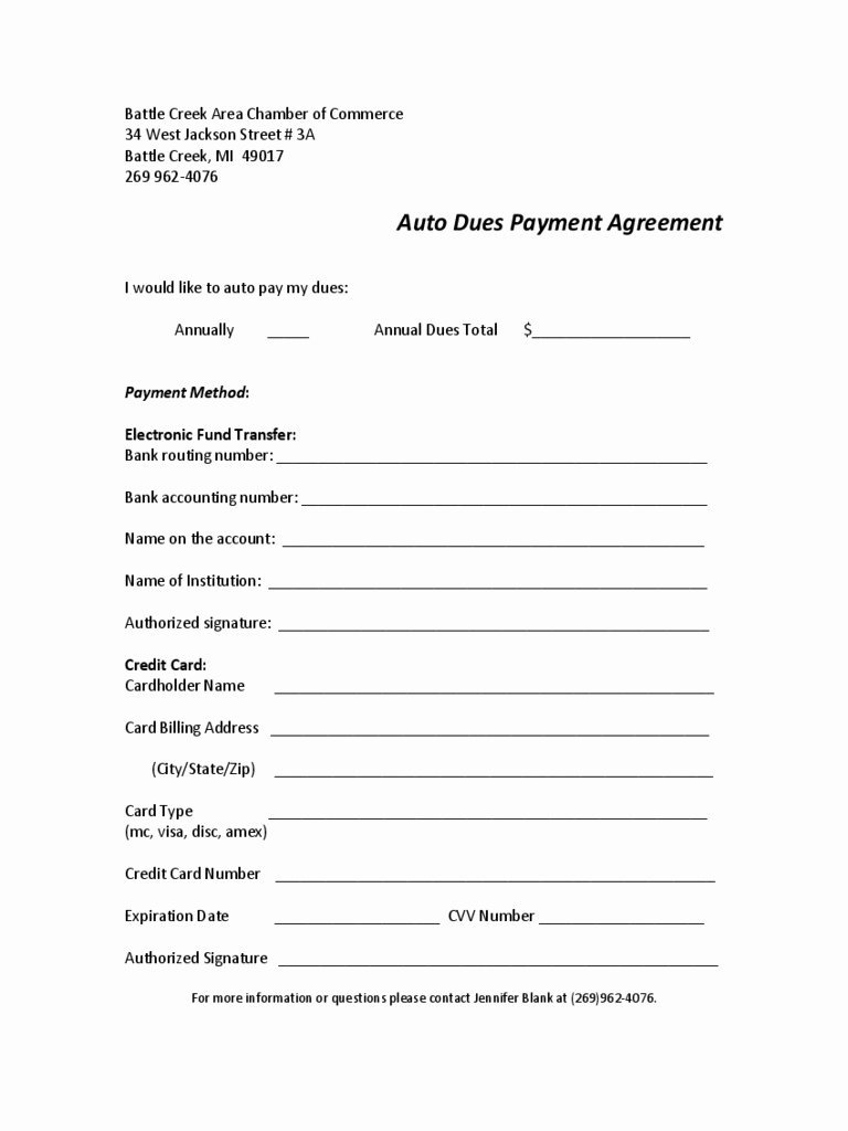 Car Loan Agreement Template Pdf New Payment Agreement Contract Pdf Quick Car Payment Agreement