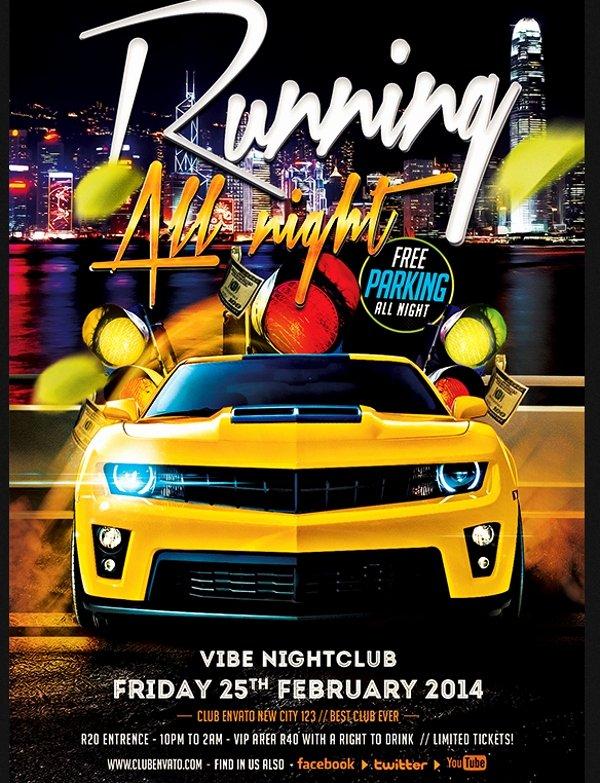 Car Show Flyer Template Free Best Of 26 Modern Car Show Flyer Designs & Creatives Ai Docs Psd