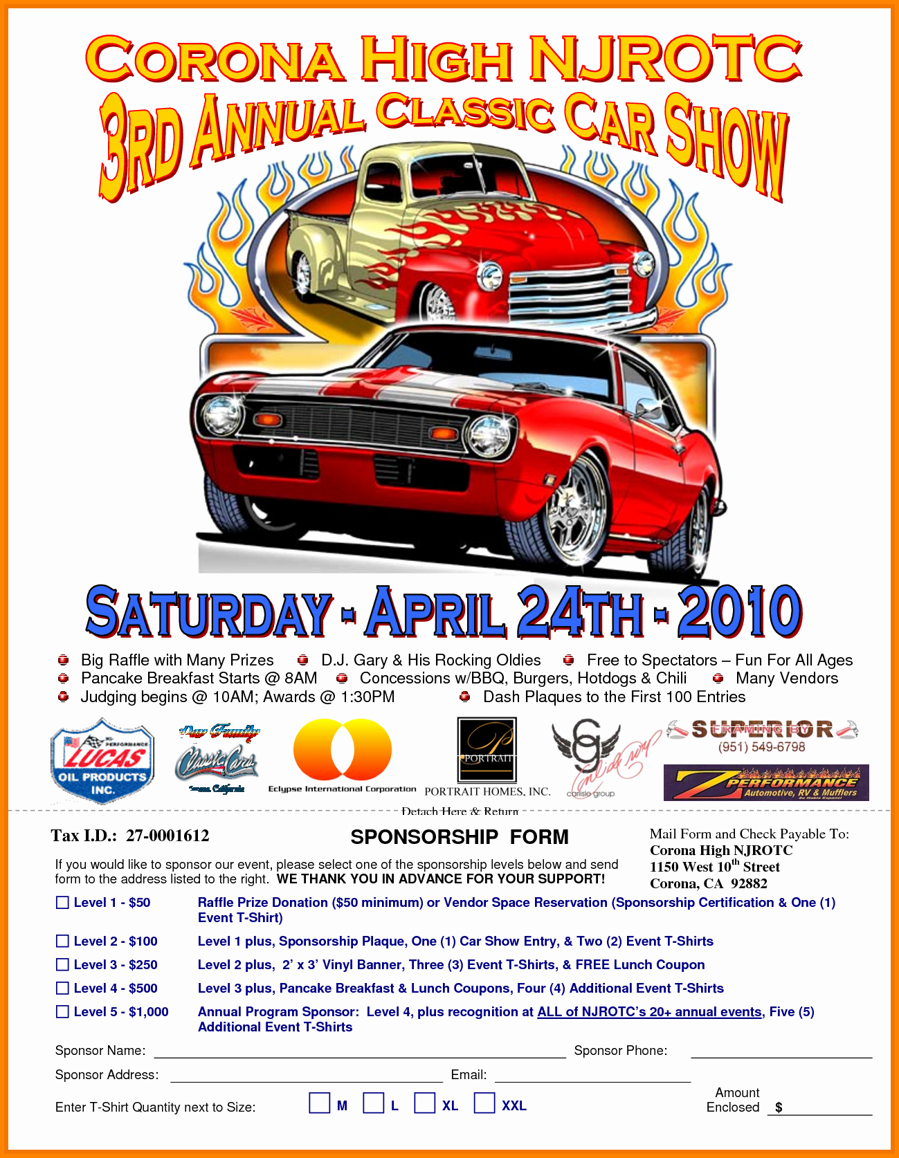 Car Show Flyer Template Free Best Of 5 Car Show Flyer Template