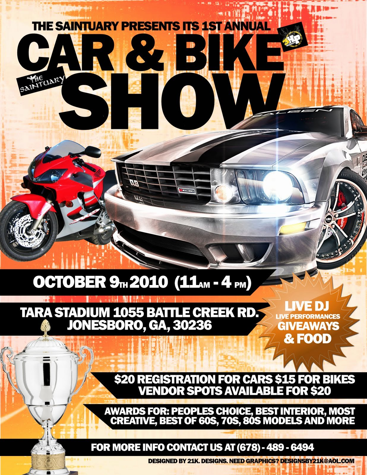 Car Show Flyer Template Free Fresh 19 Of Bike Car Show Template