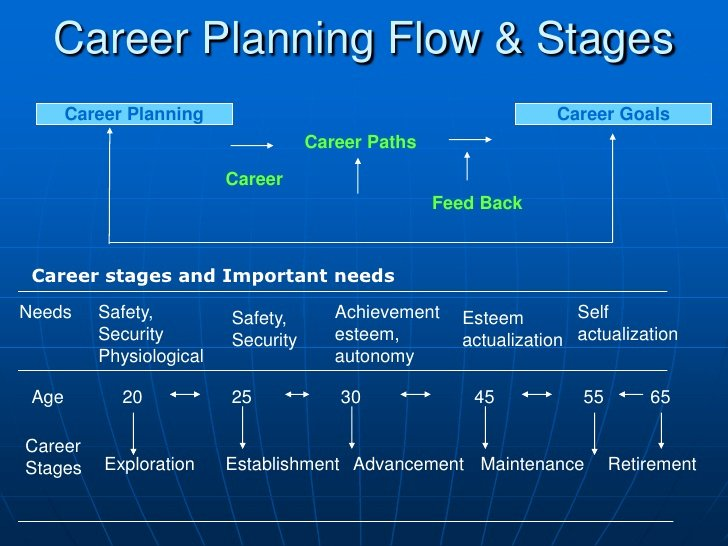 Career Path Planning Template Elegant Career Planning