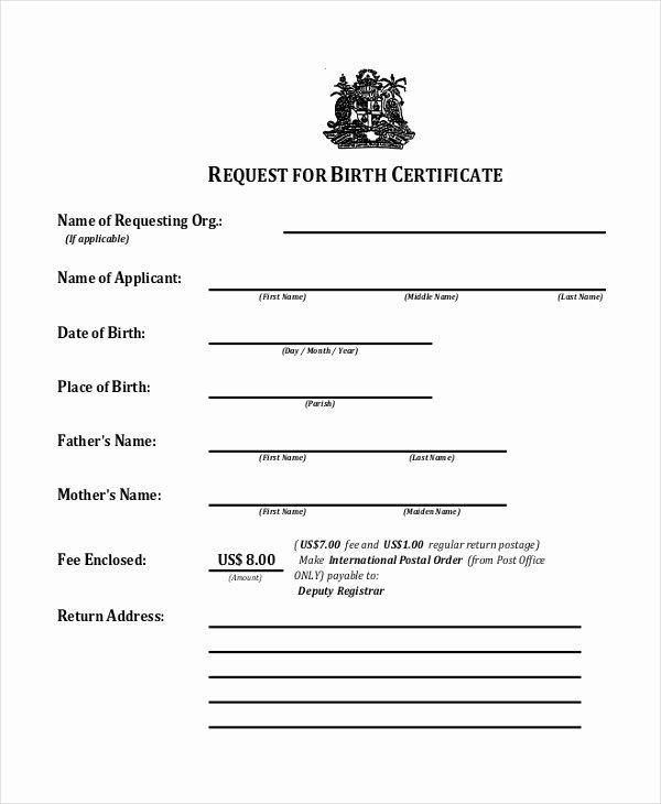 Certificate Of Baptism Template Inspirational Certificate Templates 20 Sample Baptism Certificate