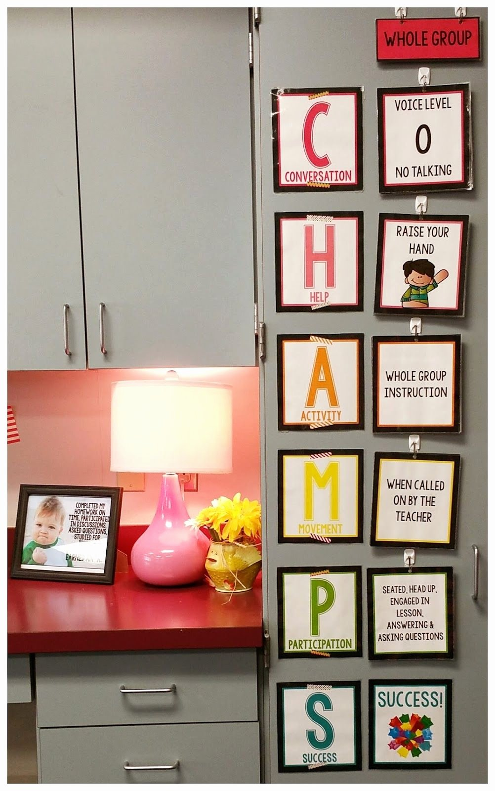 Champs Classroom Management Plan Template Elegant Teel S Treats Love This Champs Poster Set Found On Tpt by