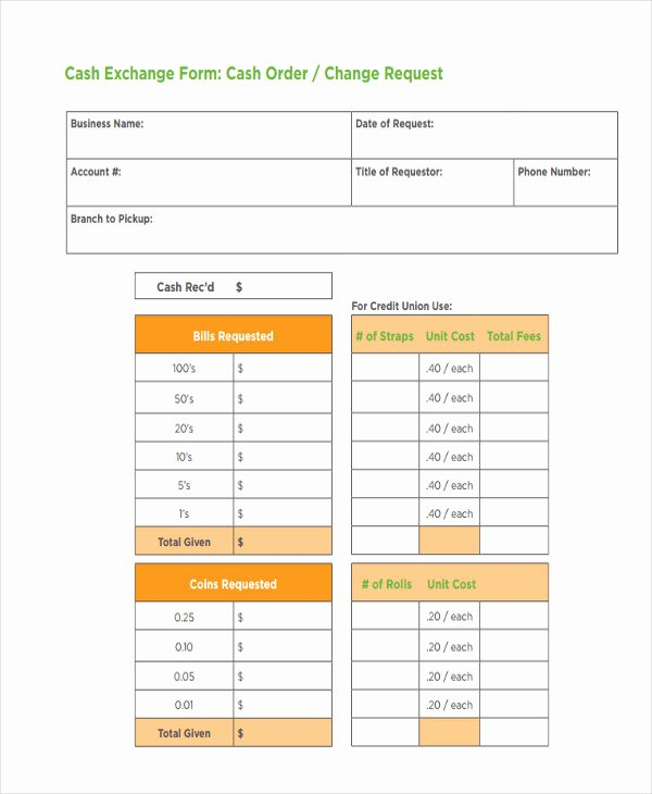 Change order form Template Inspirational Change order forms 9 Free Word Pdf format Download