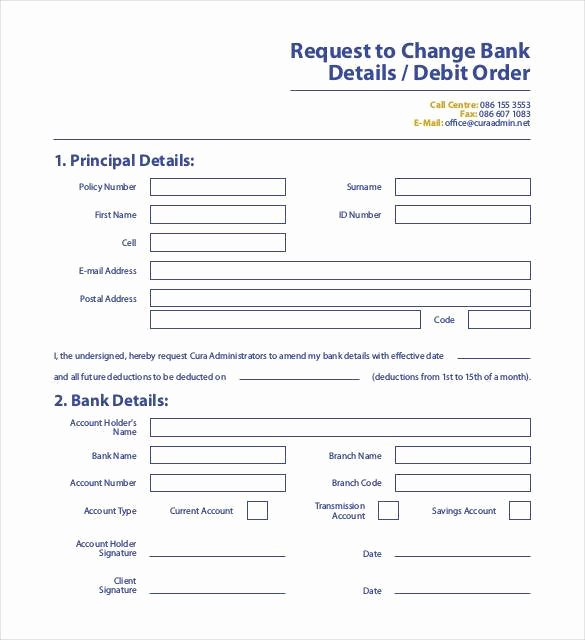 Change order forms Template Best Of 11 Change order Templates & forms Word Excel Fomats