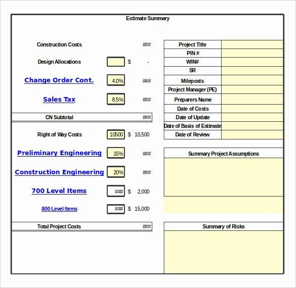 Change order Template Excel New 24 Change order Templates Word Pdf Google Docs