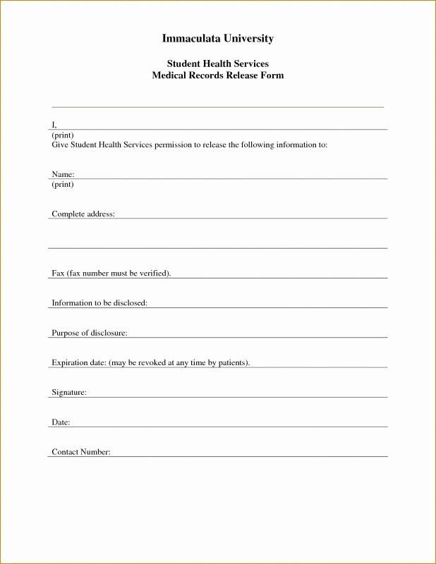 Child Medical Consent form Template Unique Free Printable Child Medical Consent form