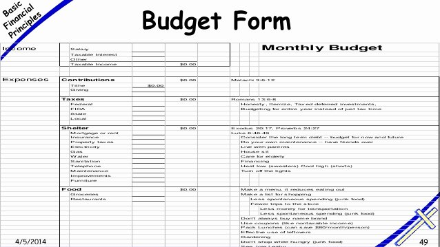 Church Budget Template Excel Luxury Free Printable Monthly Bud Worksheets