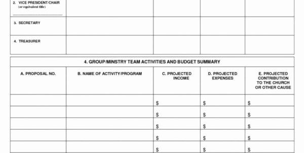 Church Budget Template Excel New Hockey Team Bud Spreadsheet Google Spreadshee Hockey