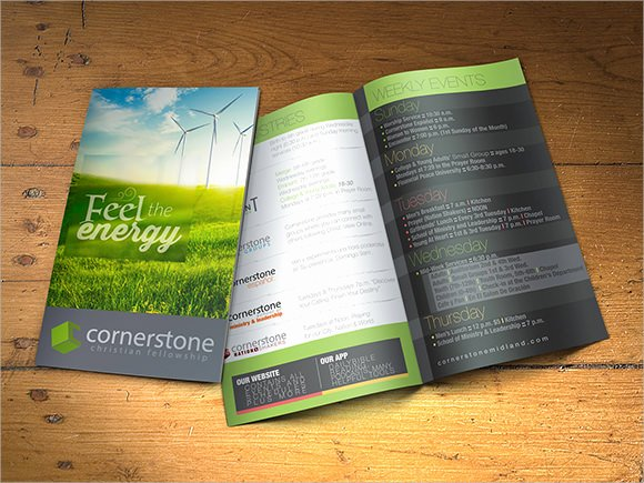 Church Bulletin Templates Microsoft Publisher New 10 Amazing Sample Church Bulletin Templates to Download