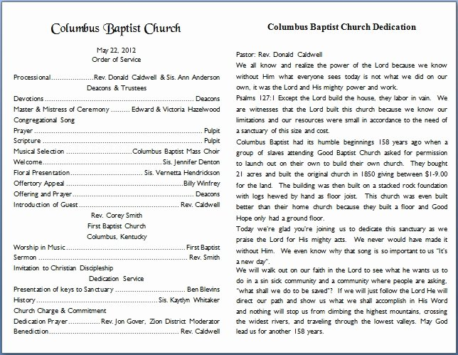 Church Bulletin Templates Microsoft Publisher New An Antidote to Church Boredom