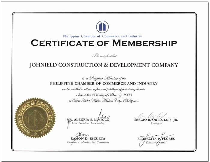Church Membership Certificate Template Elegant Best S Of format Certificate Membership Sample