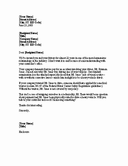 Claim Denial Letter Template Beautiful Explanation for Denial Of Insurance Claim Letter