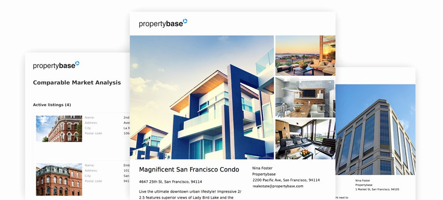 Cma Real Estate Template Inspirational Real Estate Marketing Templates Propertybase