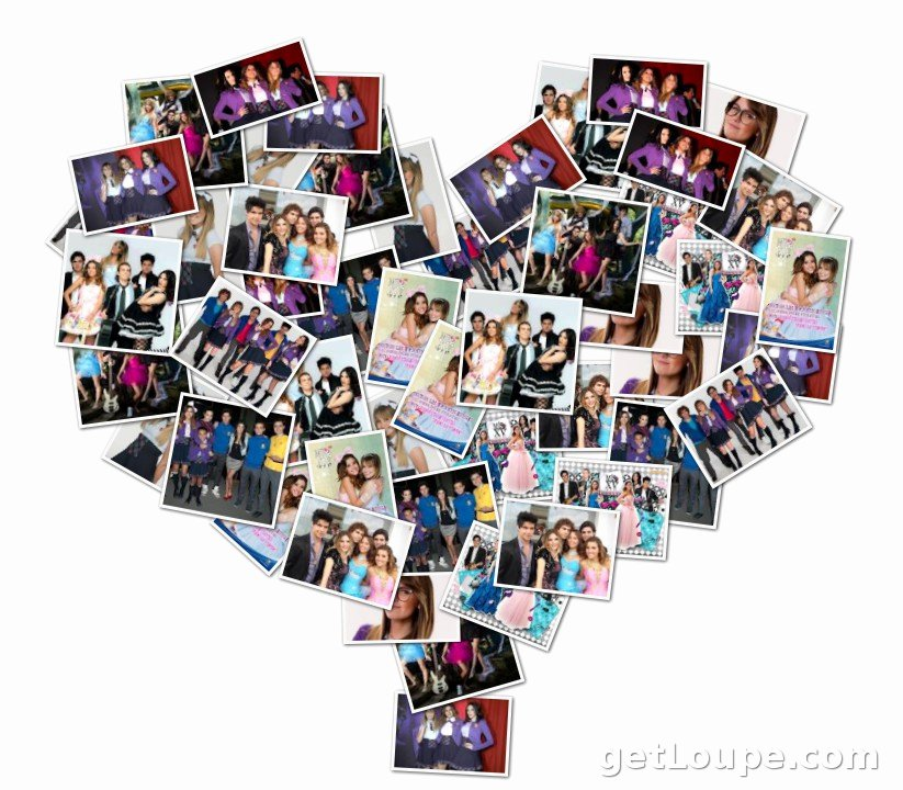 Collage Templates for Word New Eme 15 Loupe Collage