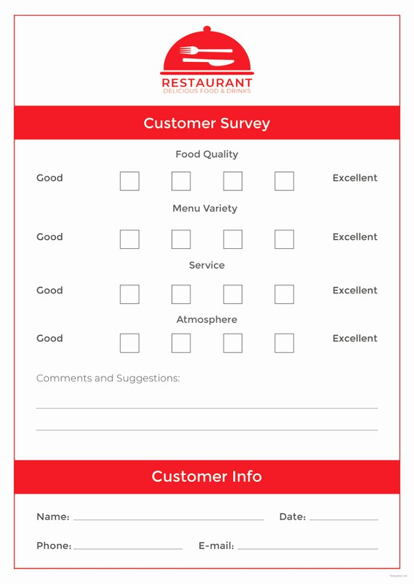 Comment Card Template Word Elegant Ment Card Template – 15 Free Printable Sample Example