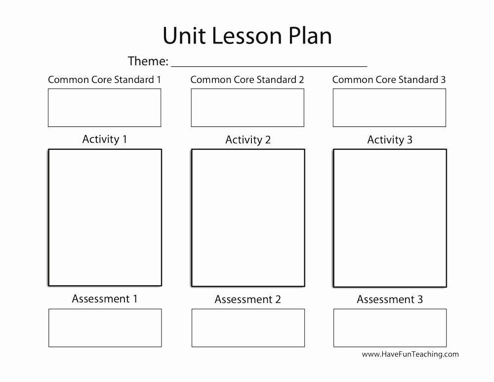 Common Core Lesson Plan Template Awesome Fifth Grade Math Mon Core Lessons