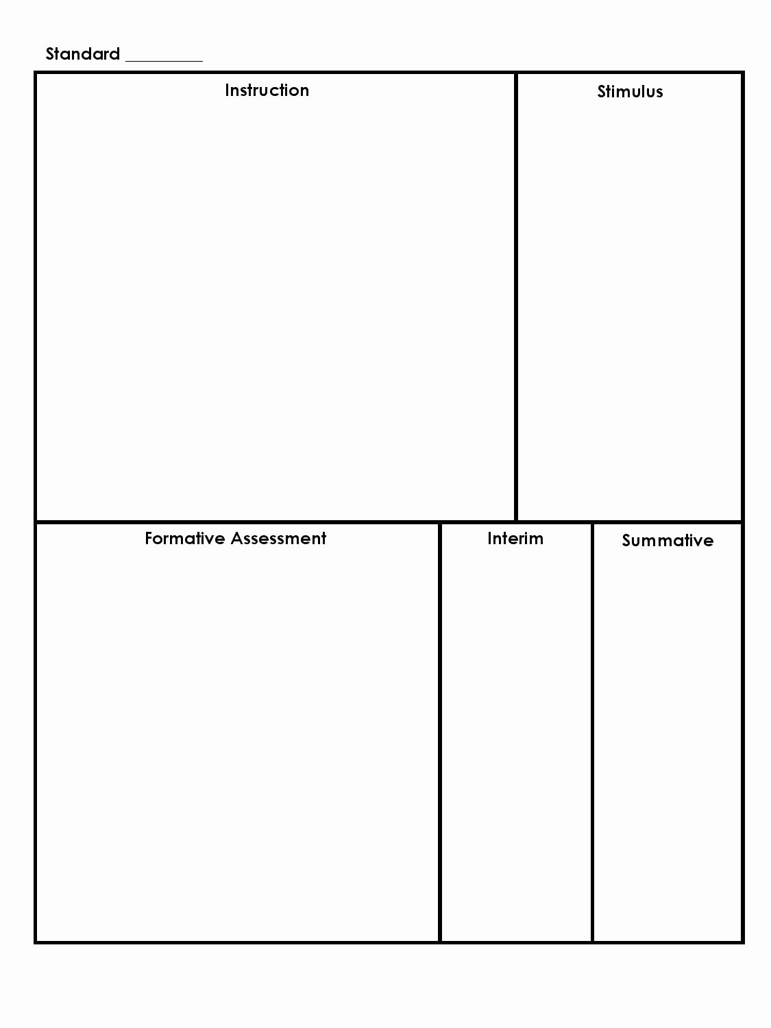 Common Core Lesson Plan Template Lovely Mon Core Planning Template Simple Free Template