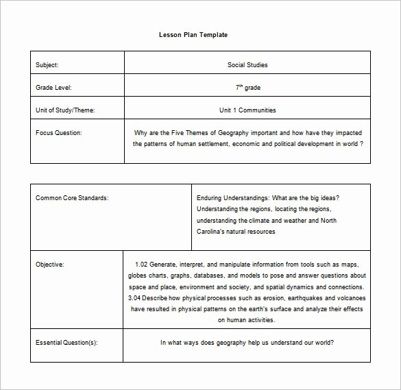"""Common Core Lesson Plan Template Lovely Search Results for """"kindergarten Mon Core Lesson Plan"""