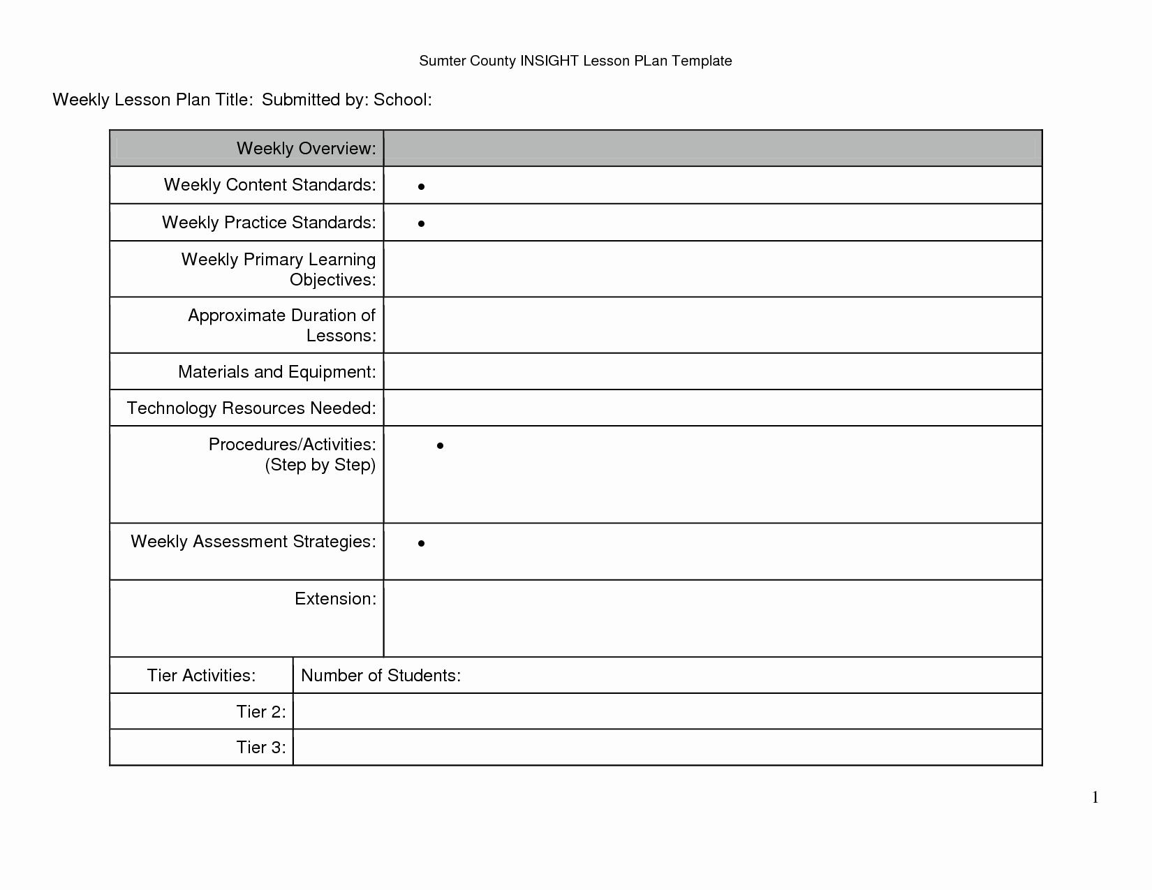Common Core Lesson Plan Template Unique Best S Of Math Lesson Plan Template Math Lesson