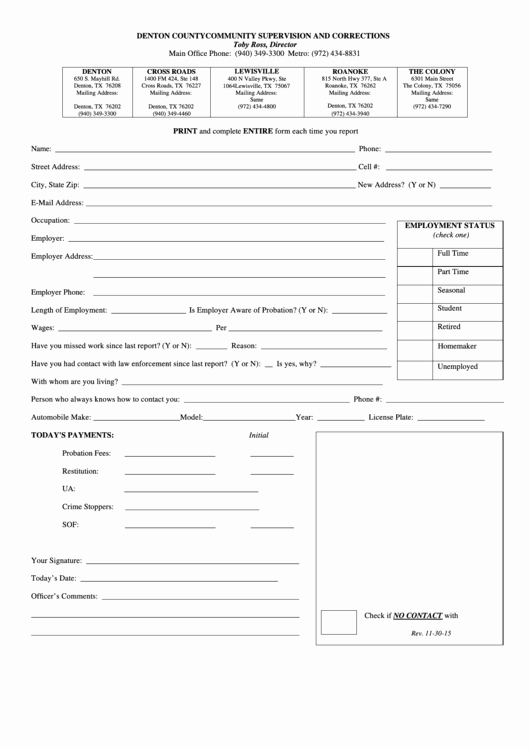 Community Service form Template Pdf Elegant Fillable Munity Service Report form Printable Pdf