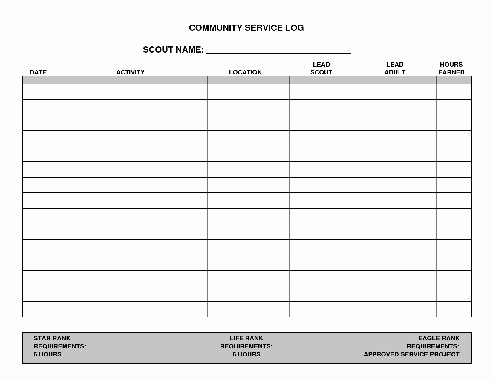 Community Service Timesheet Template Luxury Index Of Cdn 2 2001 681