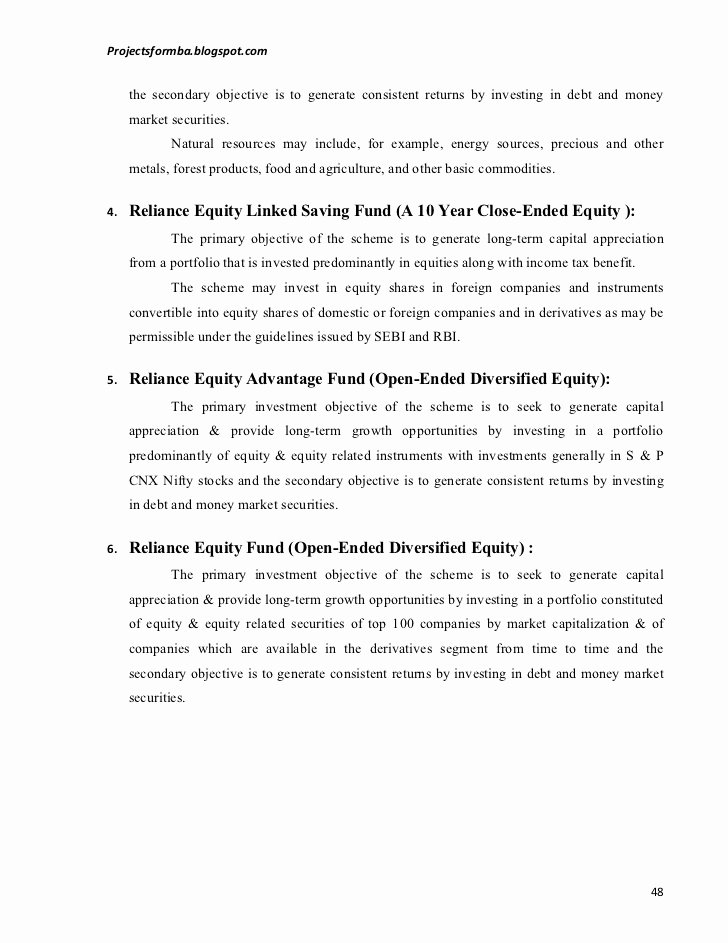 Comparative Market Analysis Template Unique Parative Analysis Report Sample Parative Analysis