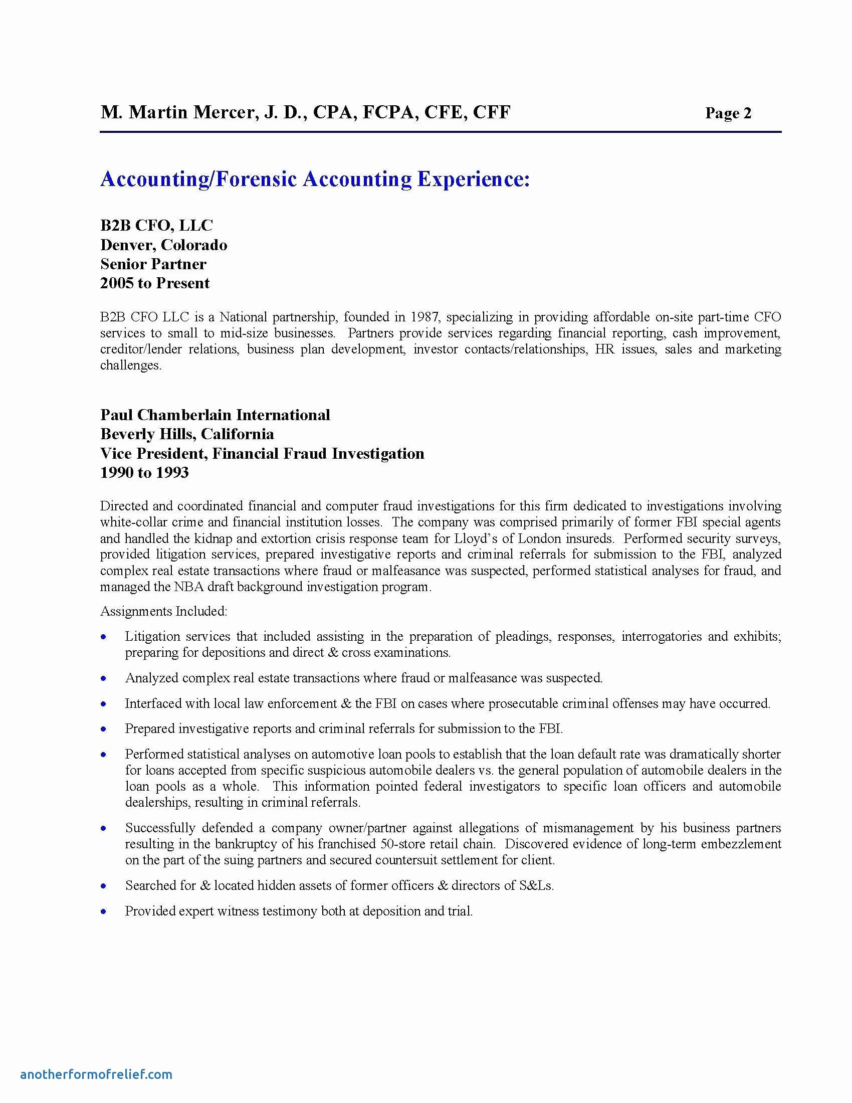 Computer forensic Report Template Awesome Expert Witness Report Template