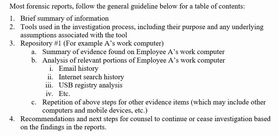 Computer forensic Report Template Unique Understanding A Digital forensics Report