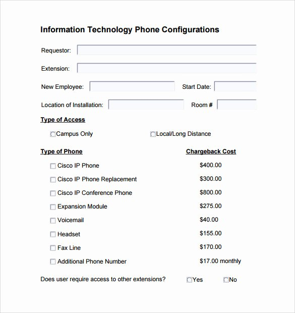 Computer Repair form Template Inspirational Sample Puter Service Request form 12 Download Free