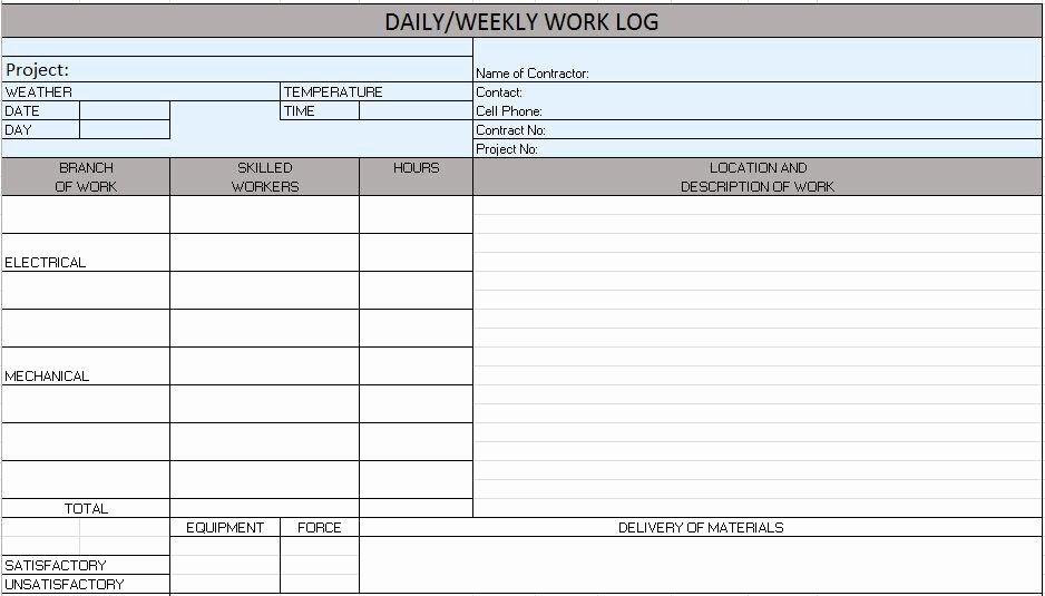 Construction Daily Report Template Excel New Critical Path Method for Construction