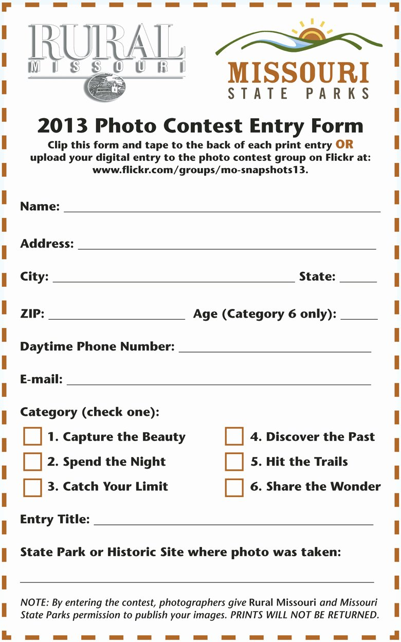 Contest Entry form Template Lovely Pin Ballot form Template Image Search Results On Pinterest
