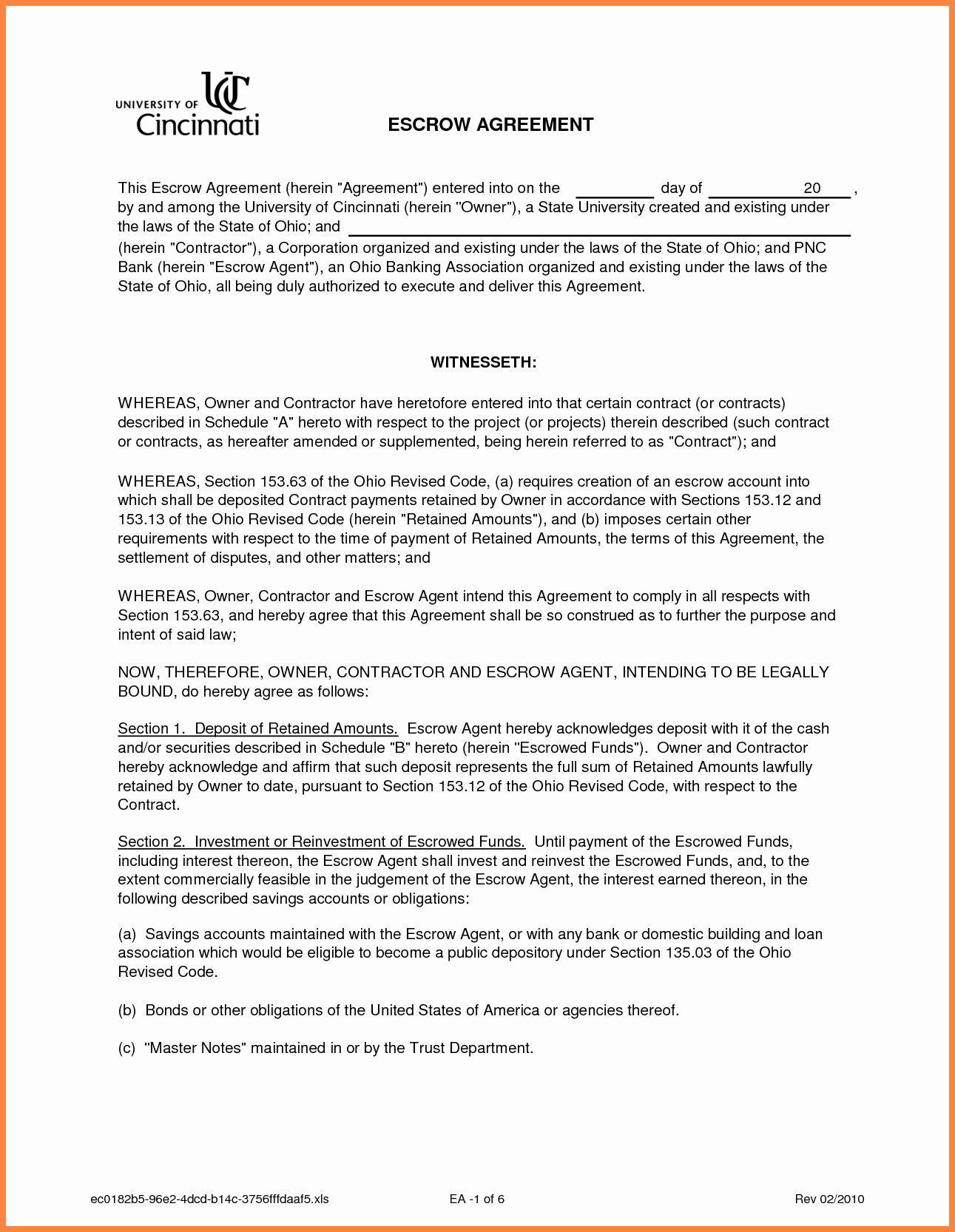 Contract Template Between Two Parties Awesome 11 Template for Agreement Between Two Parties