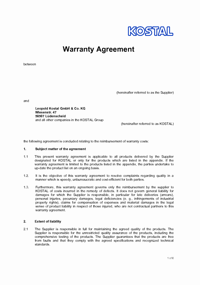 Contract Template Between Two Parties Fresh 25 Professional Agreement format Examples Between Two