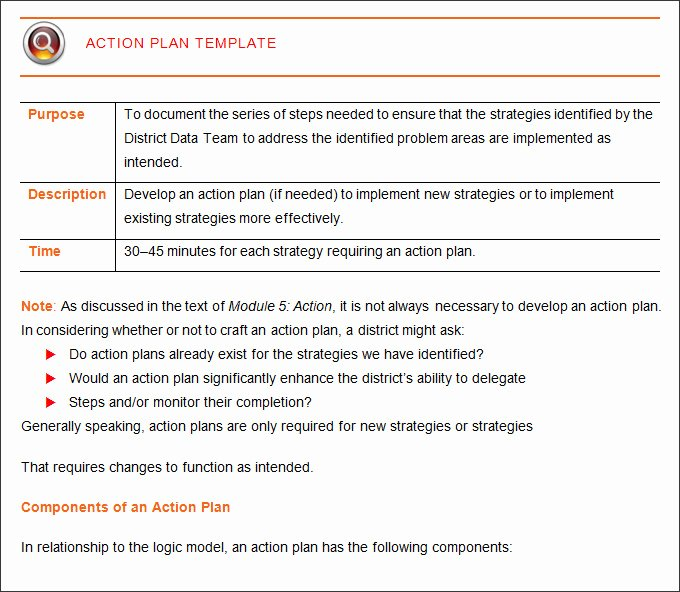 Corrective Action Plan Template Word Best Of Corrective Action Plan Template 22 Free Word Excel