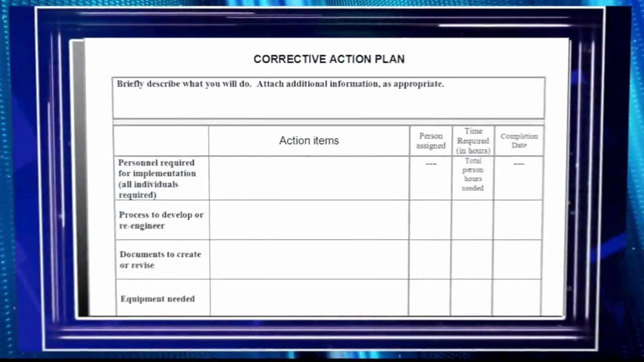 Corrective Action Plan Template Word Unique Quotes About Corrective Action 33 Quotes